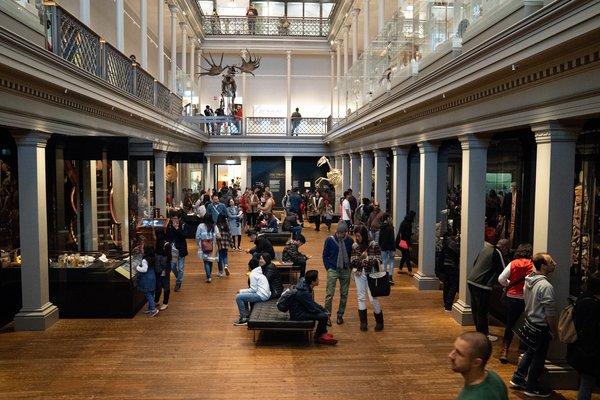 Free Museum Weekend 2018