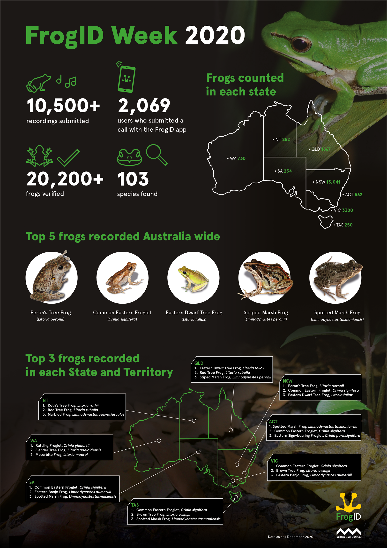 FrogID Week 2020