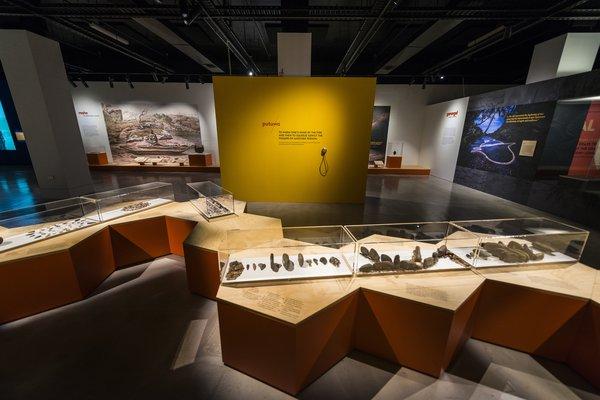 GADI - first exhibition day