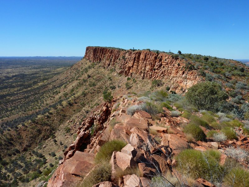 Heavitree Range, Northern Territory, Australia