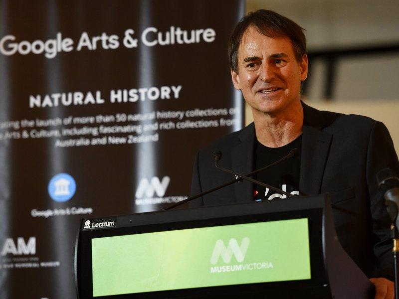 Google Arts & Culture Launch 2016