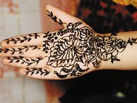 Henna - Body Art Exhibition