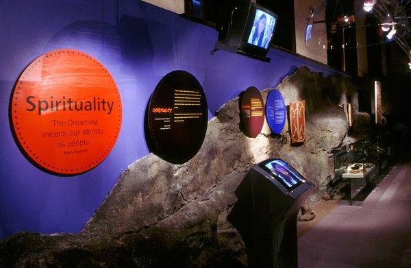 Indigenous Australians gallery 1998