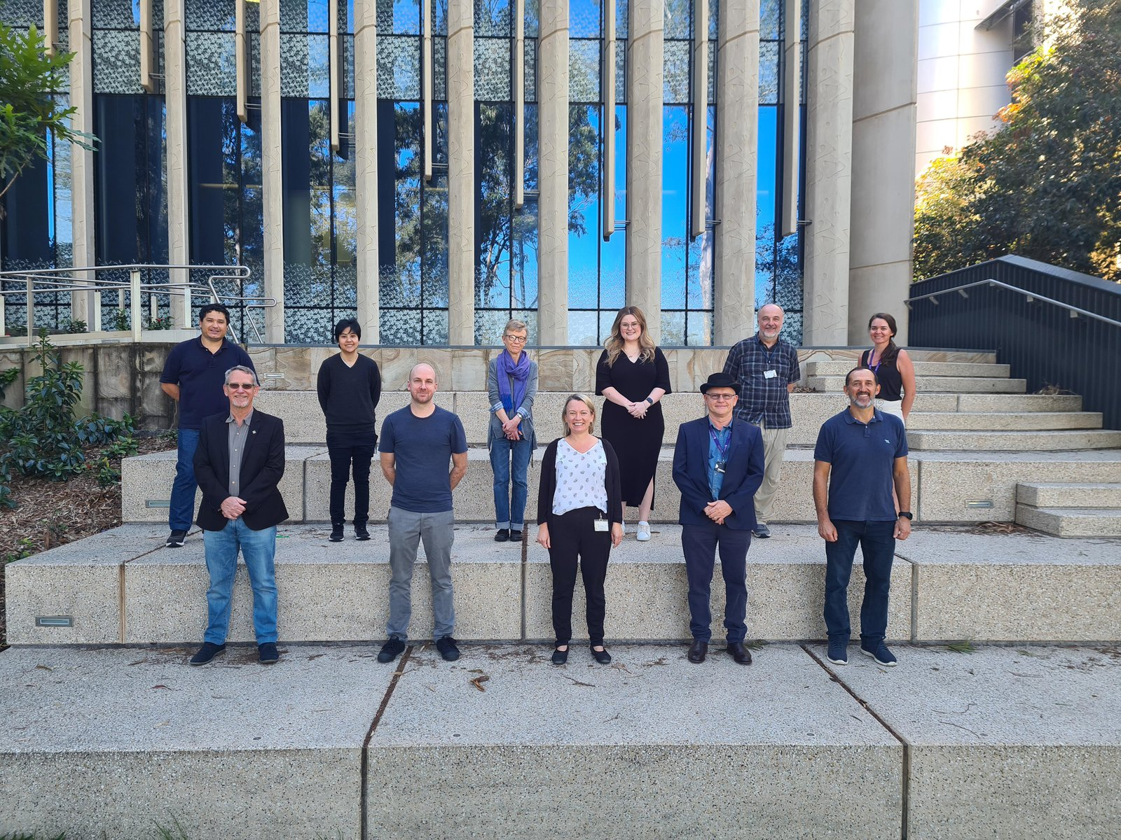 Team Chimera - Finalist, 2021 ANSTO Eureka Prize for Innovative Use of Technology