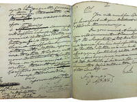 Governor Lachland Macquarie's instructions to the 46th regiment