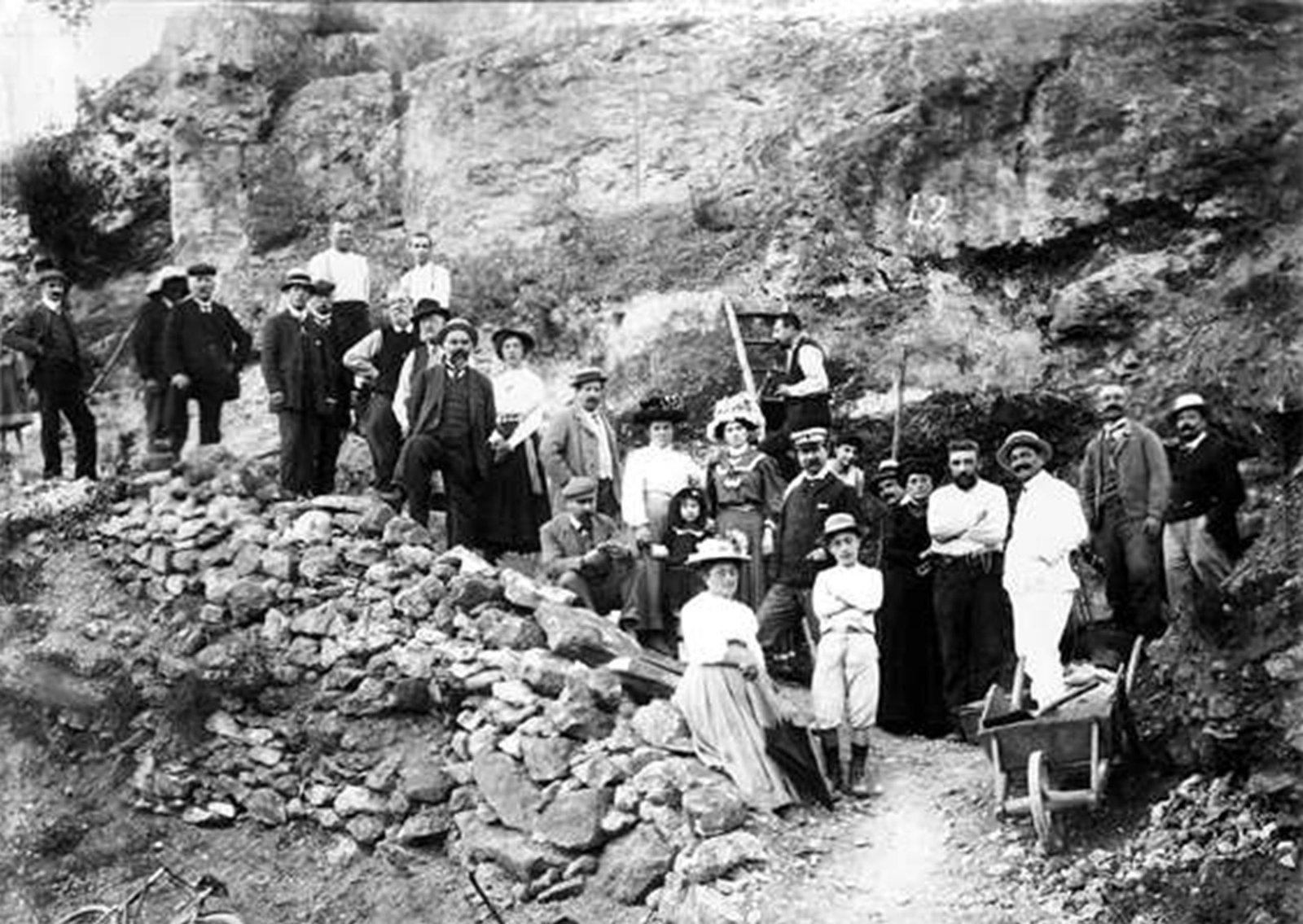 La Ferrassie Site 1908