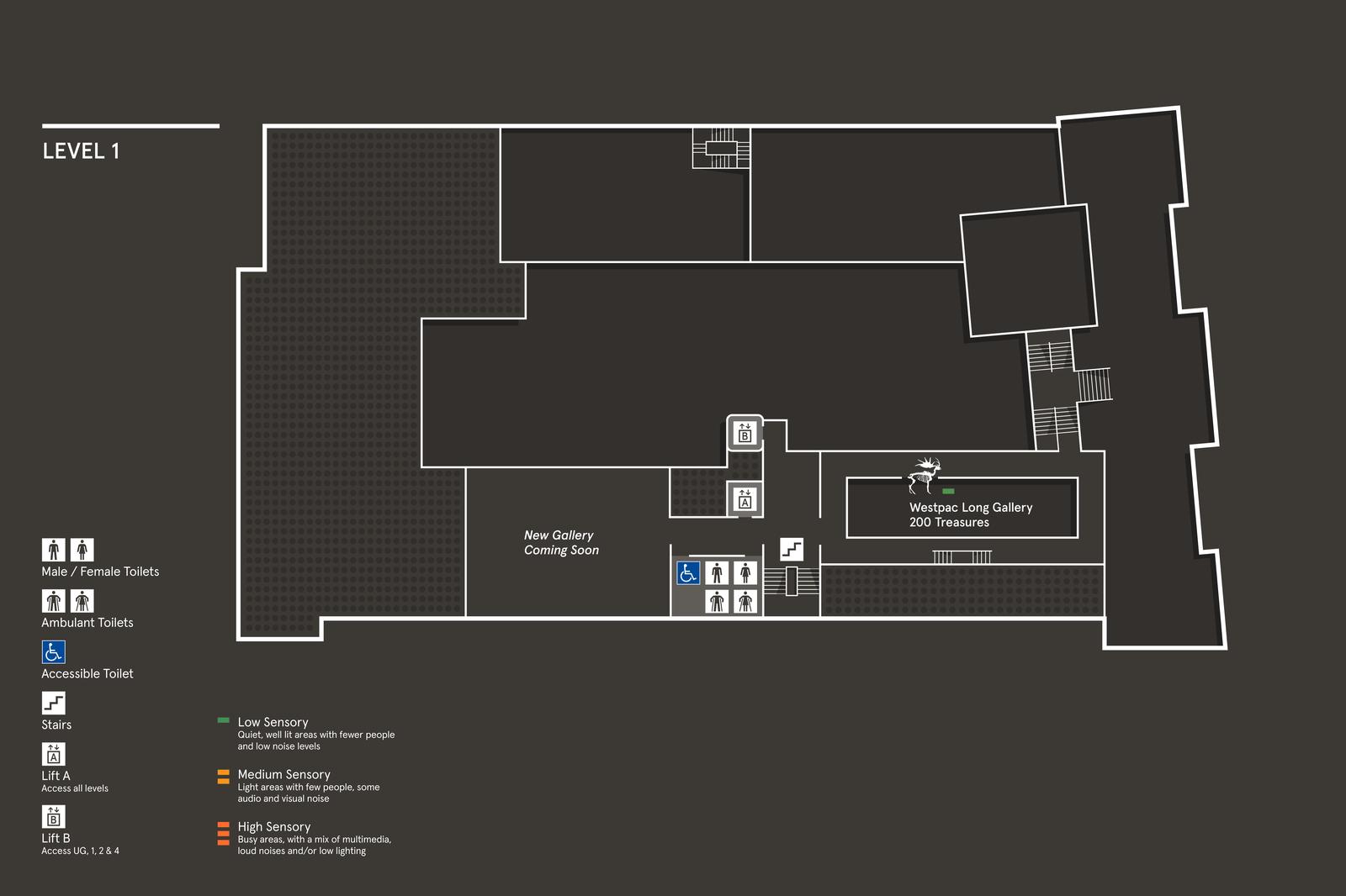 AM Map - Level 1