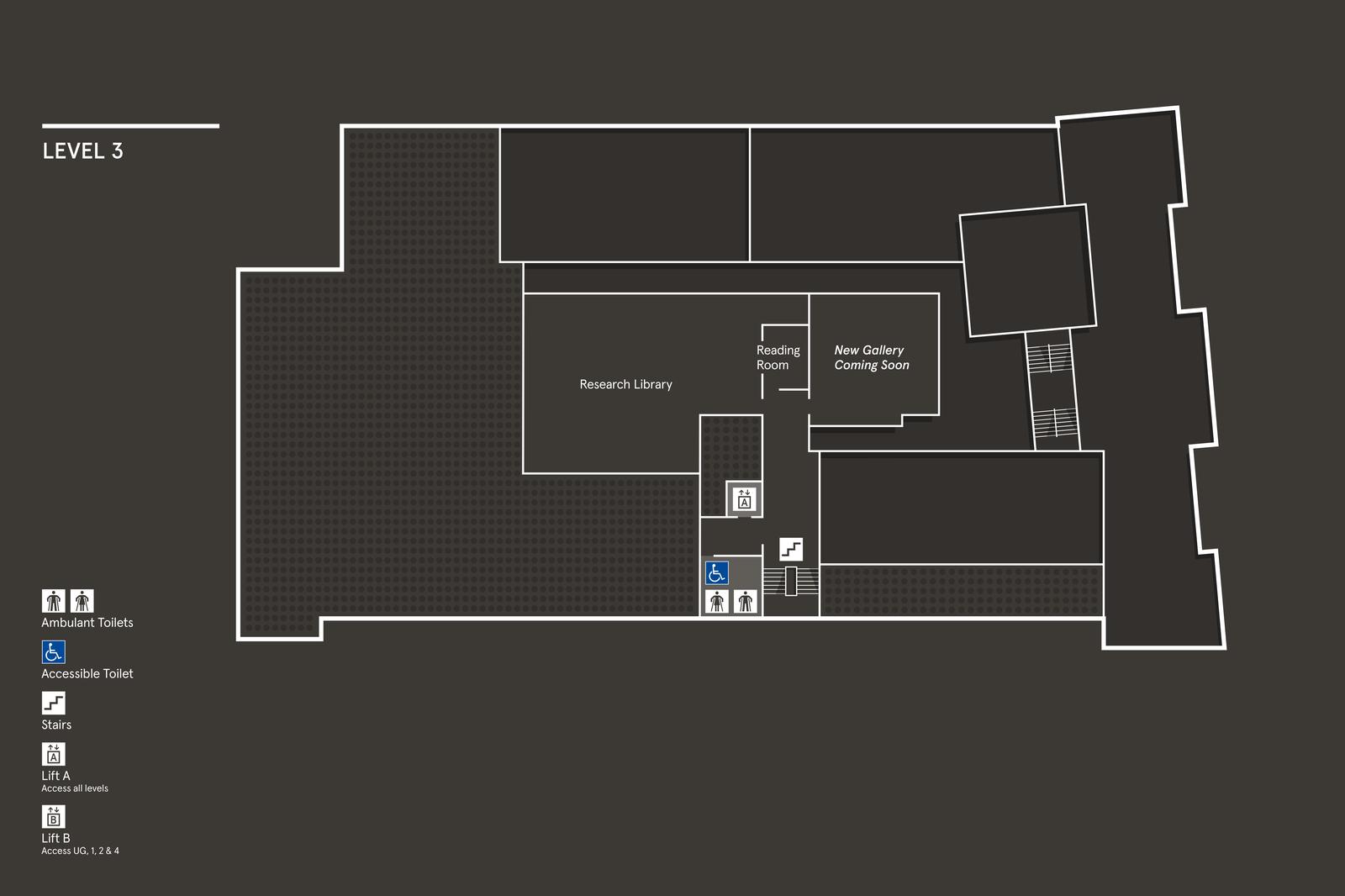 AM Map - Level 3