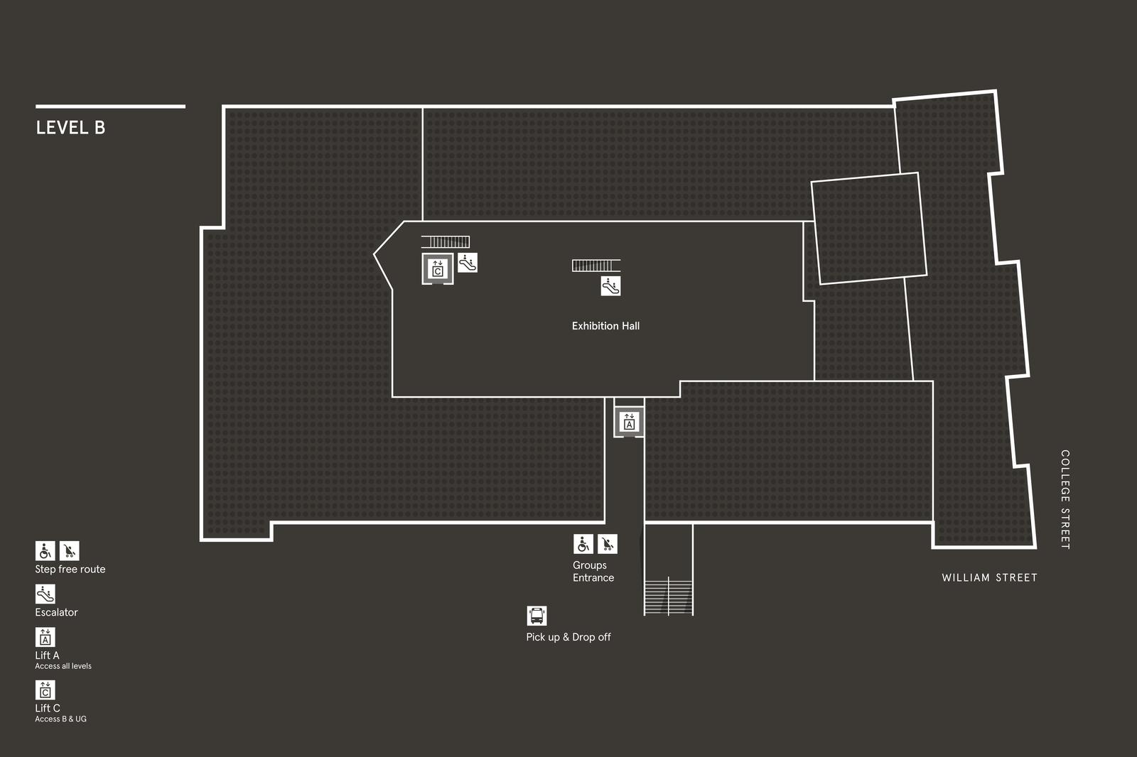 AM Map - Level B