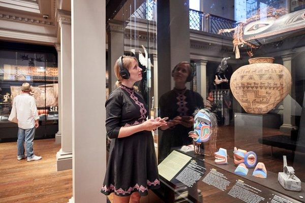 Westpac Long Gallery audio tour