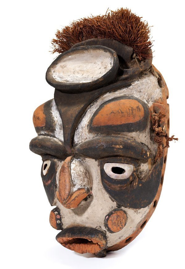 Melanesian Mask
