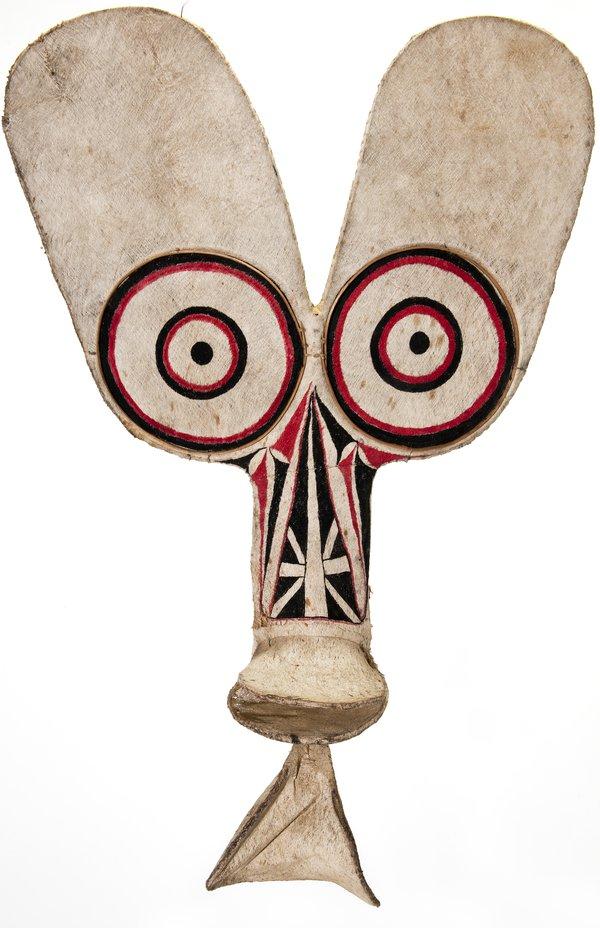 Mendaska Mask from Papua New Guinea