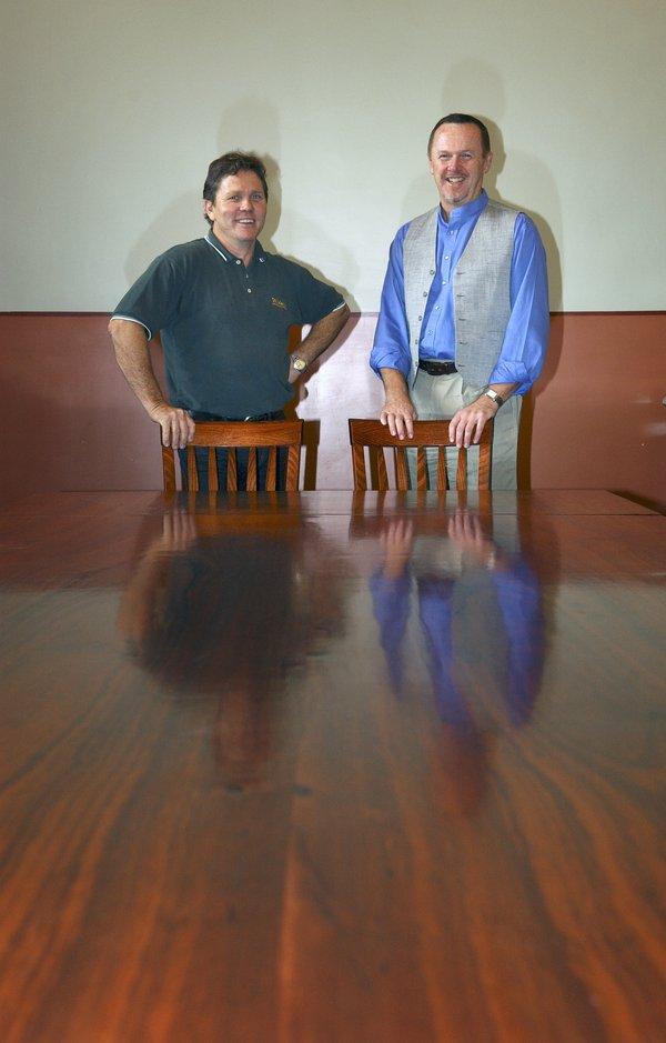New Boardroom Table