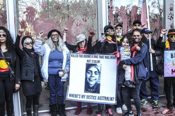 Our Activists: Standing Up For Elijah