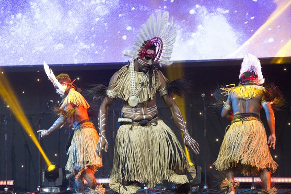 Our Celebrations: Torres Strait Islander Dancers at NAIDOC Awards