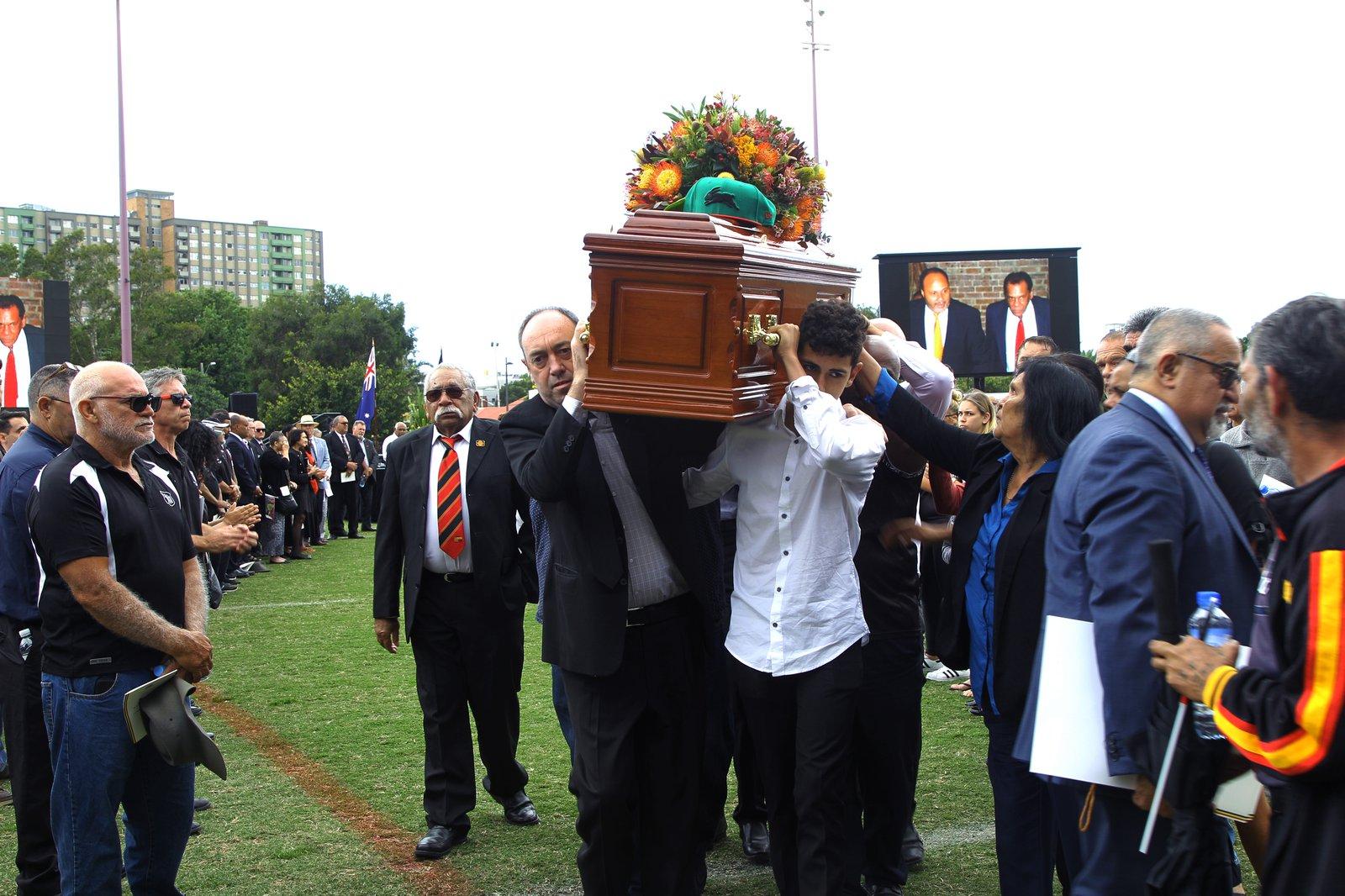 Our Elders: Uncle Sol Bellear's State Funeral