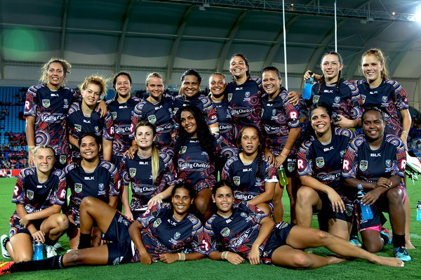 Our Sportswomen: Indigenous Women's All Stars Team