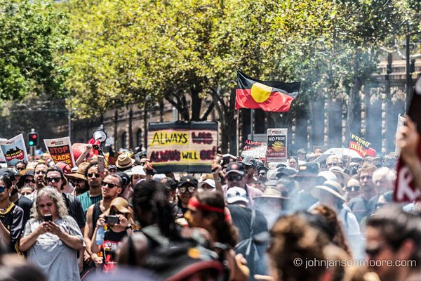 Invasion Day Rally 2020