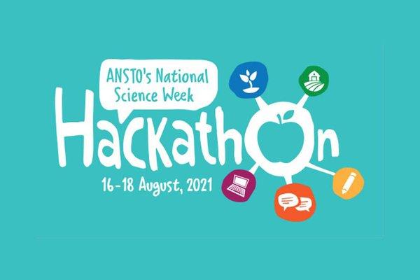 ANSTO's National Science Week hackathon 2021