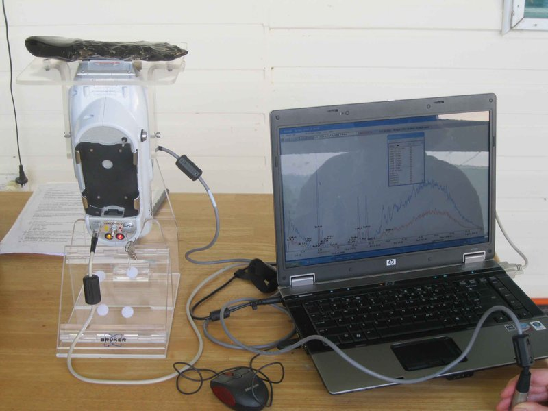 Portable XRF