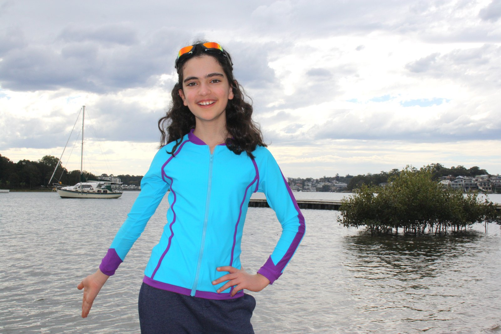 Zara M. - Finalist, 2021 University of Sydney Sleek Geeks Science Eureka Prize — Primary