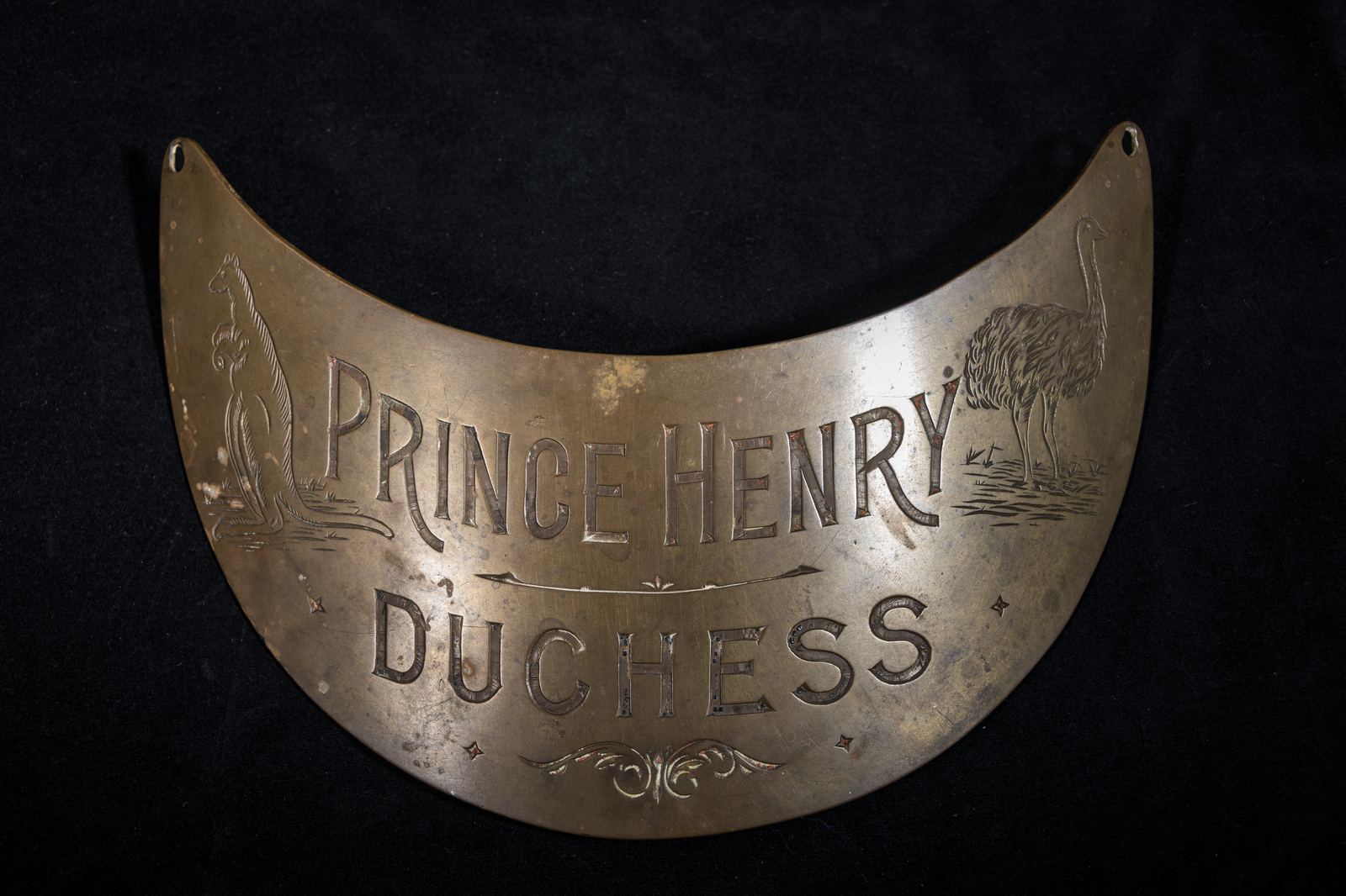 Prince Henry, Duchess Breastplate, date unknown