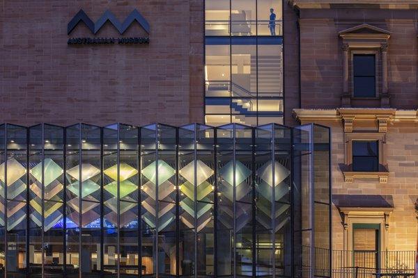The Australian Museum in Sydney
