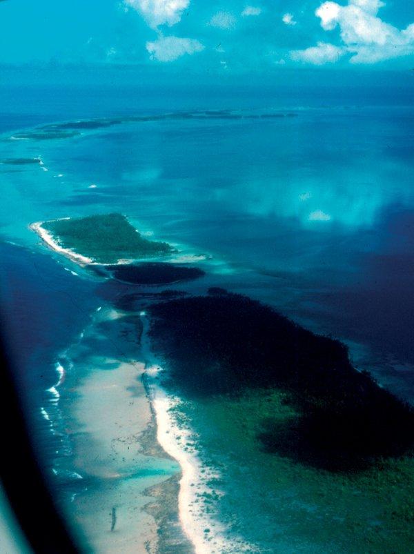 Rangiroa Atoll, Tuamotu Islands, French Polynesia