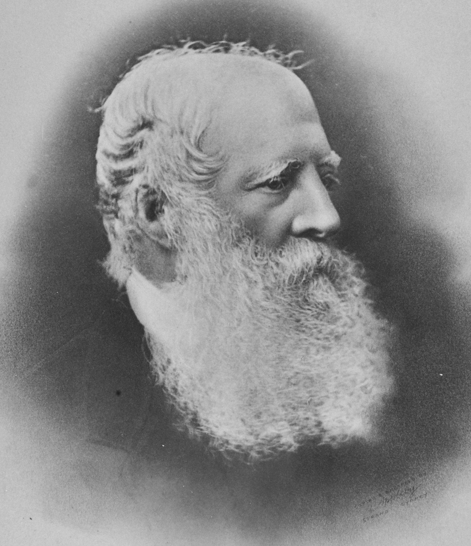 Rev William Branwhite Clarke, Secretary and Curator, 1841-1843