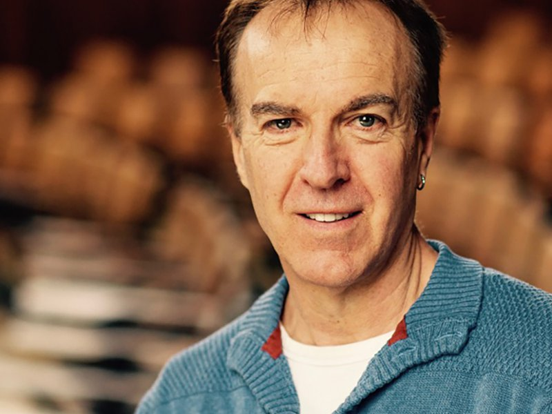 Rob Nixon, Professor in Humanities at Princeton.