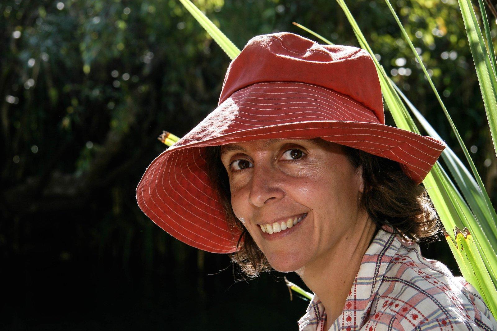 Sue Jackson cultural geographer