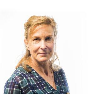 Sally Reader - Technical Officer, Ichthyology.