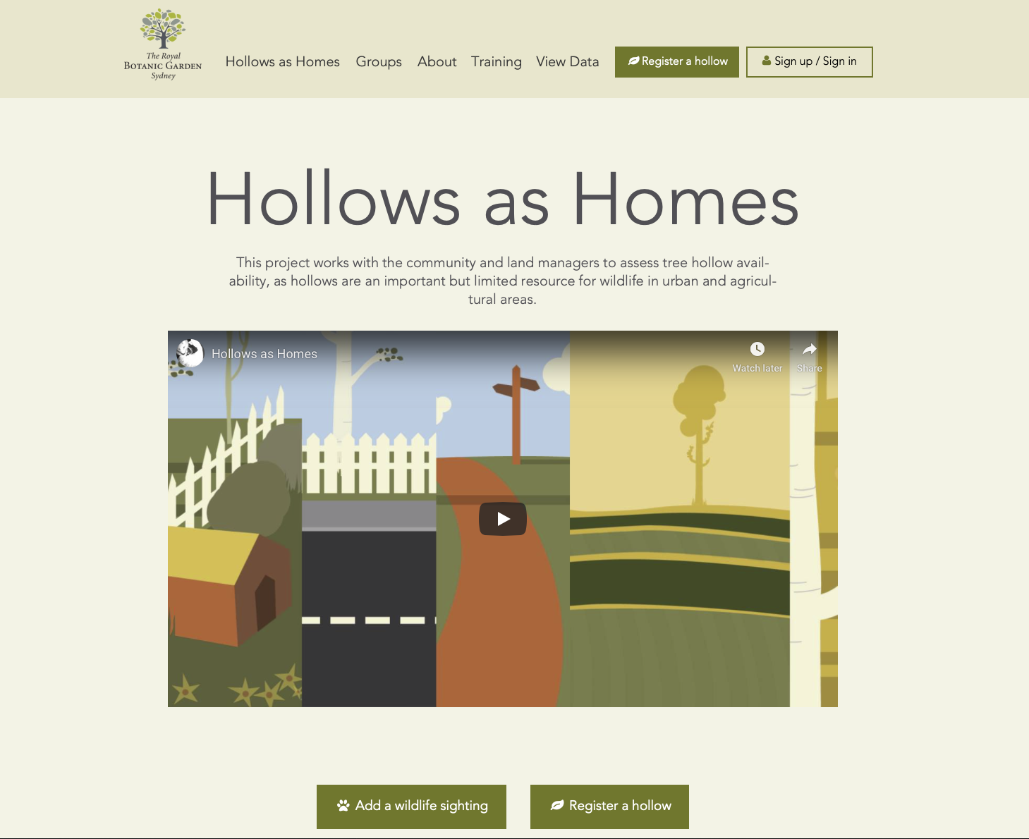 Hollows as Homes Screen shot
