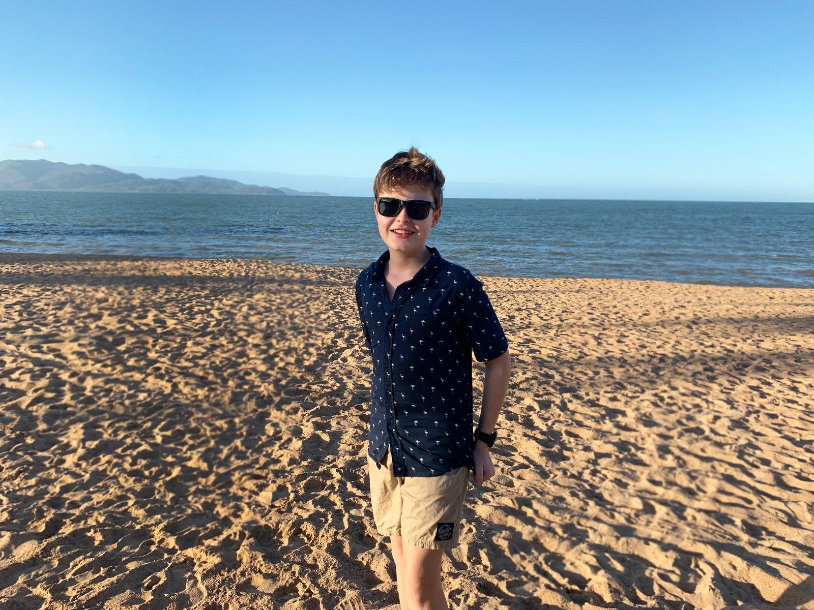 Jonathan D. - Finalist, 2021 University of Sydney Sleek Geeks Science Eureka Prize — Secondary
