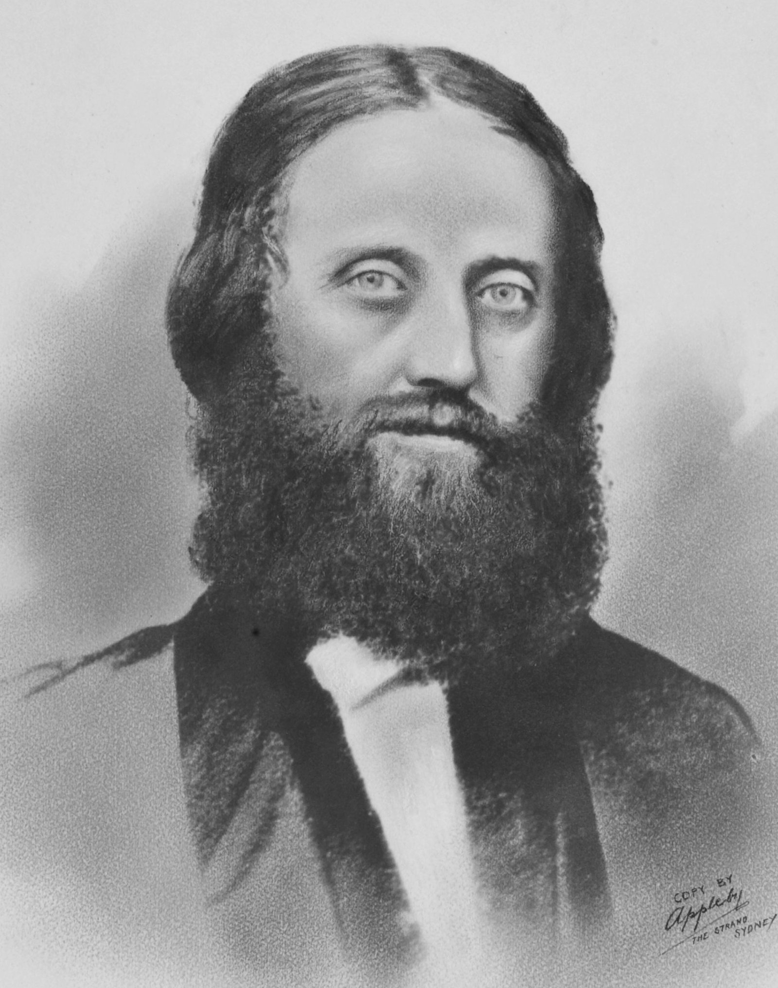 Simon Rood Pittard, Curator and Secretary, 1860-1861
