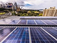 Solar Panels AM rooftop