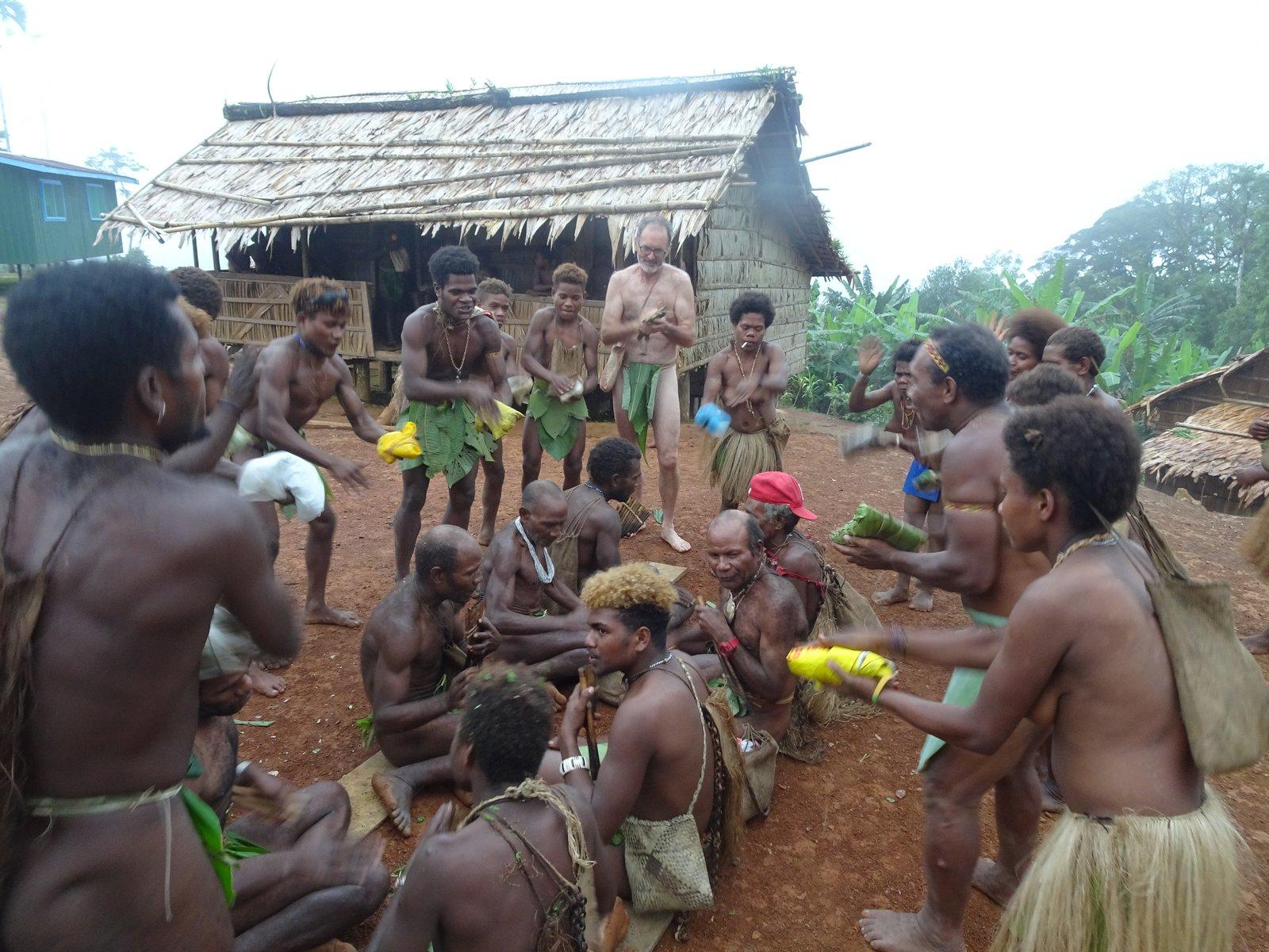 Solomon Islands Expedition - Ornithology - Joyous Binu-Binu