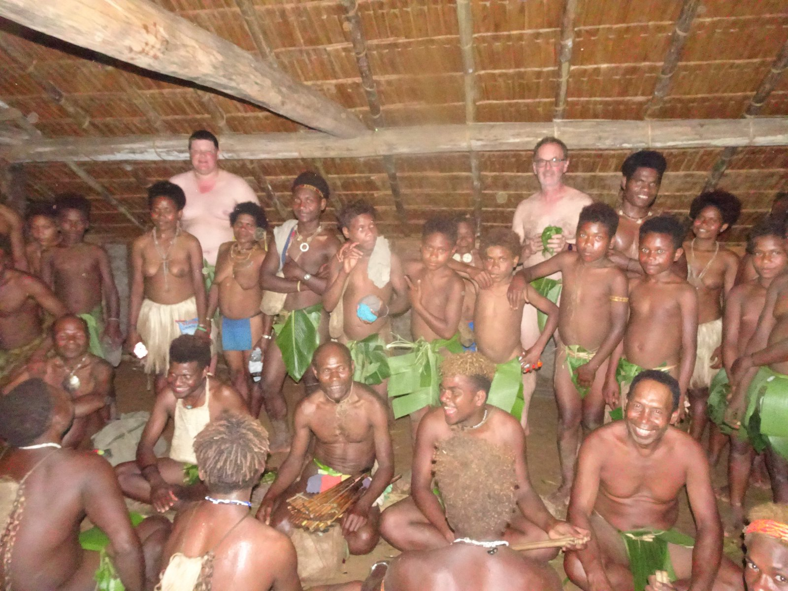 Solomon Islands Expedition - Ornithology - Warm Kwaio welcome