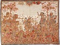 Pan Seken's The Death of Abimanyu