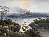 Garden Palace 1882 - J. C. Hoyte