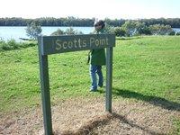 Scotts Point on Ash Island
