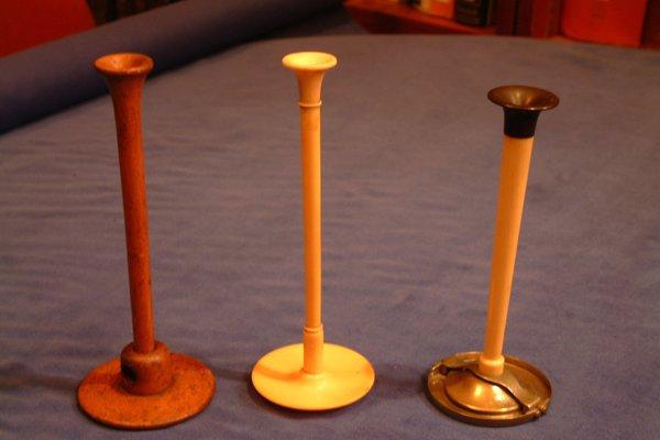 Monaural stethoscopes