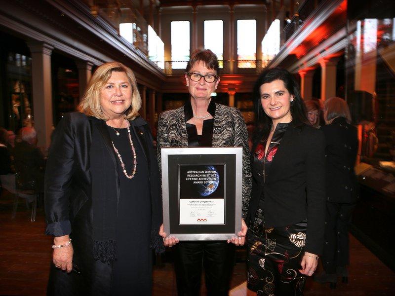 2018 AMRI Lifetime Achievement Award