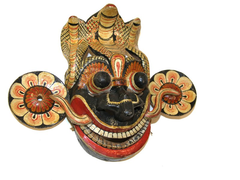 Mask - Sri Lanka: E19295