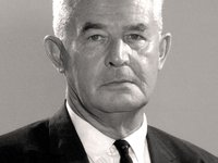 Dr John William Evans, Director, 1954-1966