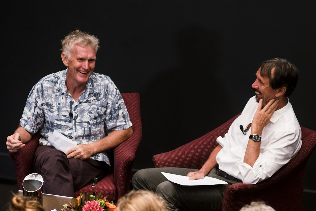 Trailblazers Talks: Howard Whelan and Greg Mortimer, 'An Evening on Everest'