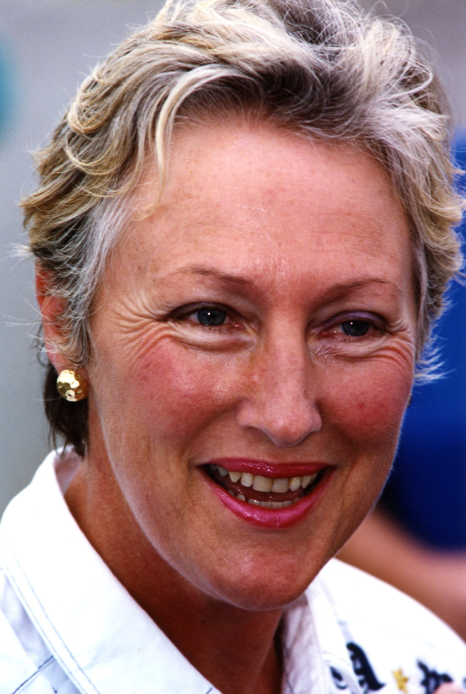 Gaby Kennard OAM in 1989.