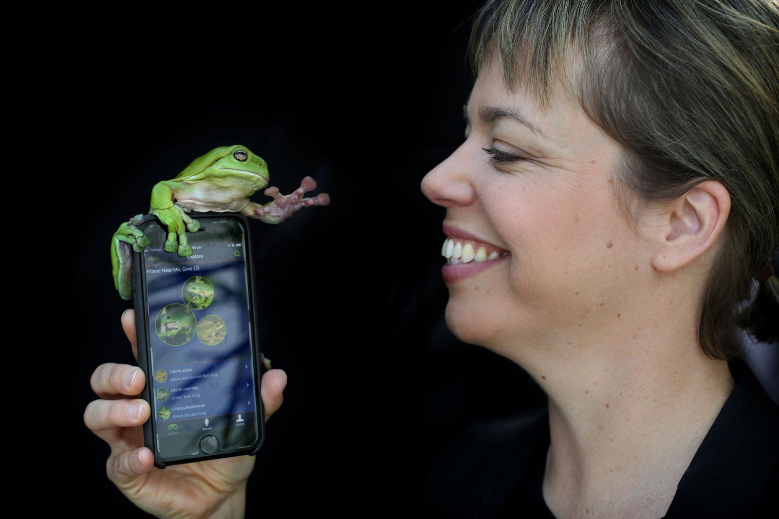 FrogID Sydney Launch