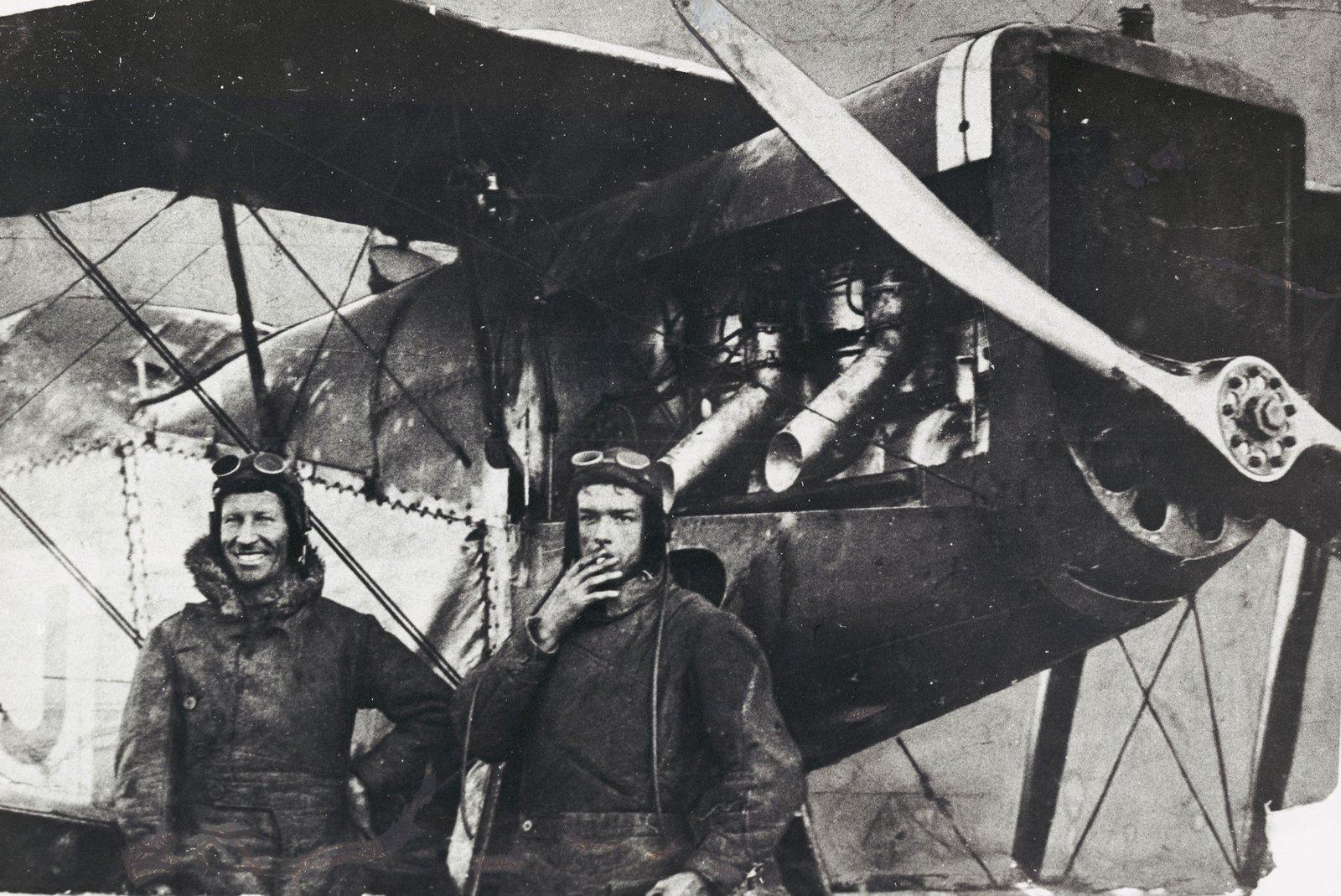 Sir Charles Kingsford Smith and Charles Ulm