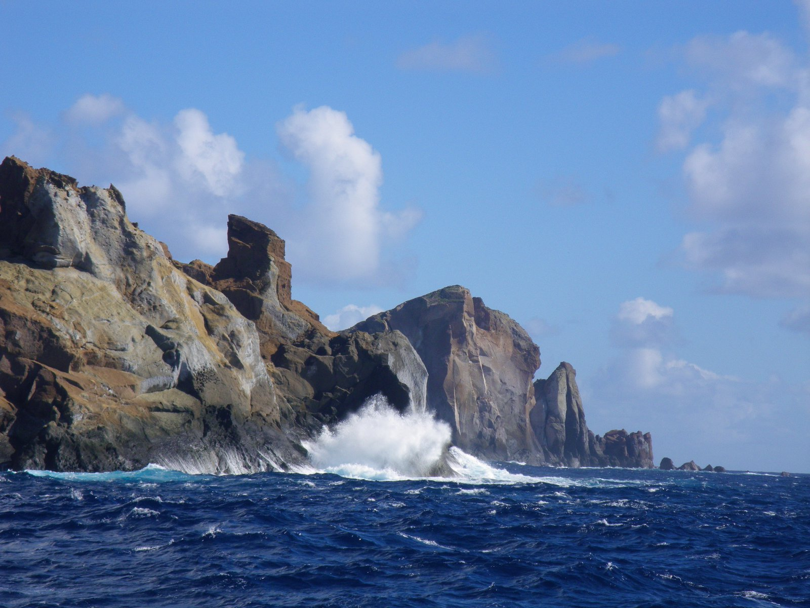 Curtis Island, Kermadec Islands